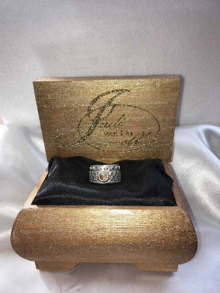 Viktorianischer Ring